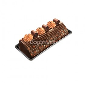 Chocolate Overload Roll Half - Goldilocks