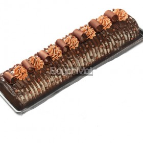 Chocolate Overload Roll Whole - Goldilocks
