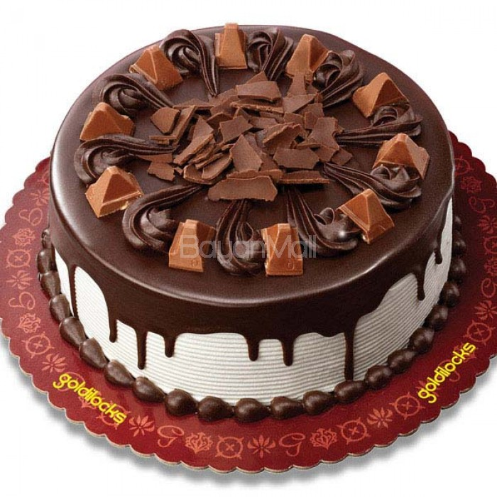 Royal Fudge Cake With Toblerone 8 Quot Round Goldilocks