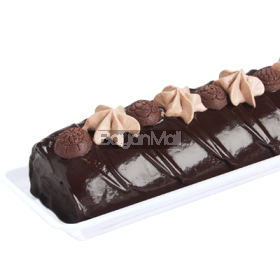 Chocolate Roll Whole - Goldilocks