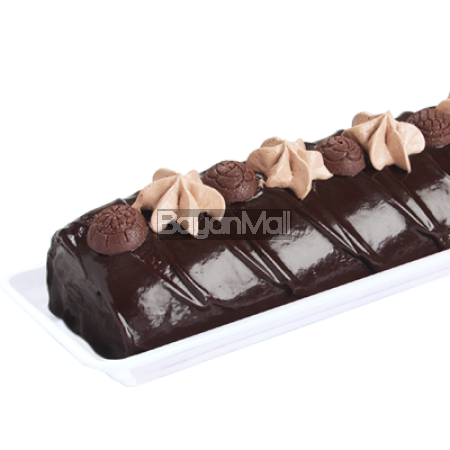 Chocolate Roll Half - Goldilocks
