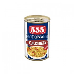 555 Tuna Caldereta 155grams