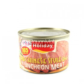 Holiday Chinese Style Luncheon Meat 165g