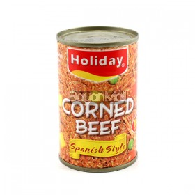 Holiday Corned Beef Spanish Style 160g
