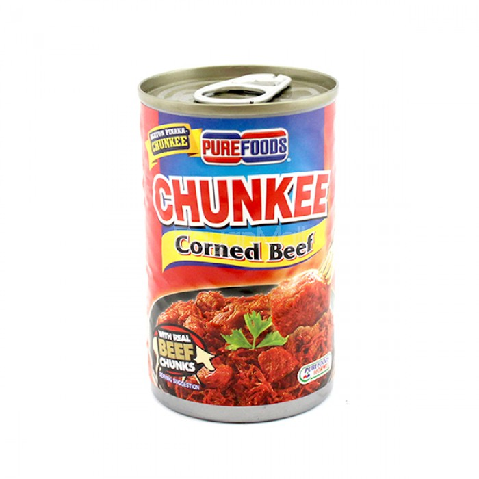how to cook purefoods corned beef