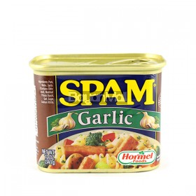 Spam Hormel foods garlic 340g