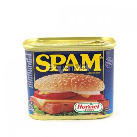Spam Hormel foods luncheon meat 340g