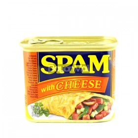 Spam Hormel foods with cheese 340g