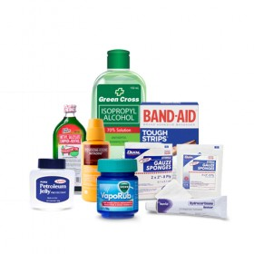 First Aid & Ointments