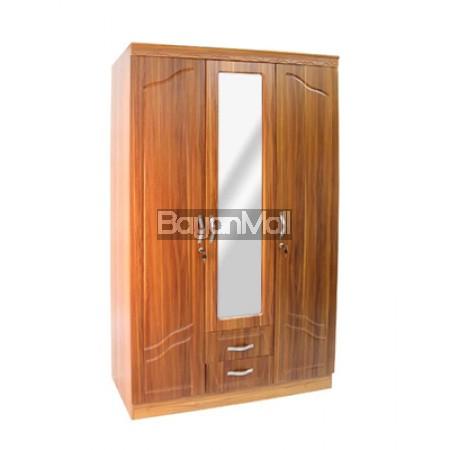 Gb 913-M 3 Door Wardrobe