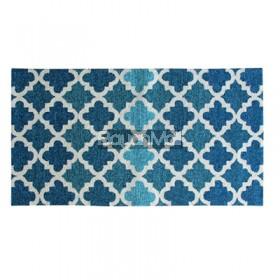 AWM-12946 V1 Quarterfoil Blue 80 x 150 cm
