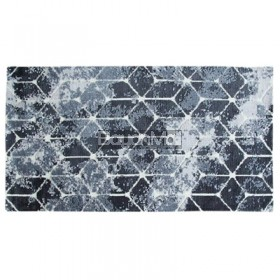 AWM-13152 V1 Picotage Black and Grey 80 x 150 cm