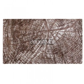 AWM-7713 V2 Brown Bark Carpet 80 x 150 cm