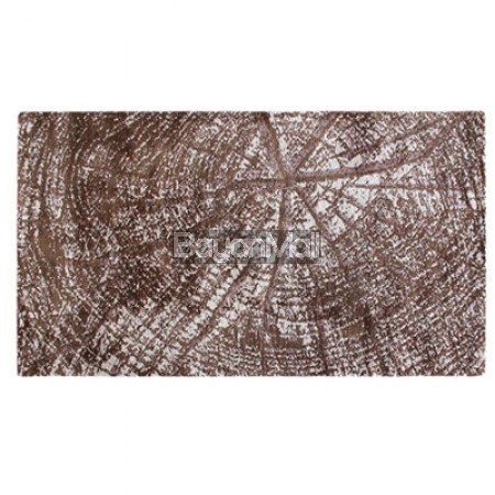 AWM-7713 V2 Brown Bark Carpet 80 x 150 cm