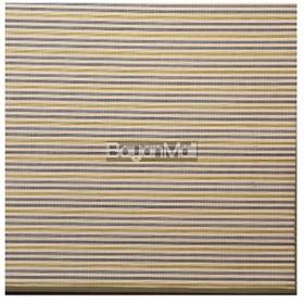 BP101-Green Stripes Bamboo Carpet 120 x 170 cm