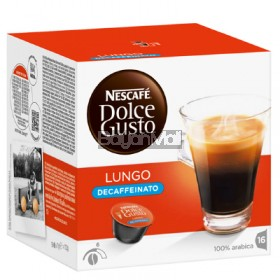 Nescafe Dolce Gusto Lungo Coffee Pods 7g 16s