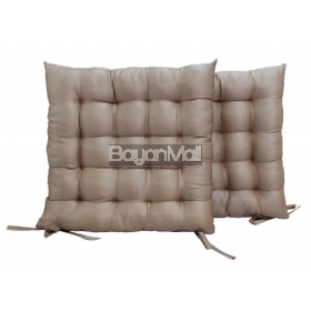 DZ817-4 Tufted Tafetta Color 82 Seatpad