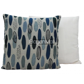 JNY13403B BLUE PEBBLES PILLOWS