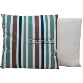 JNY14123 BLUE STRIPES PILLOWS