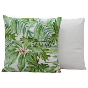 JNY15170 VELVET LEAVES PILLOWS