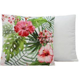 JNY15178 VELVET FLOWER PILLOWS