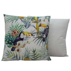 JNY15182 VELVET BIRDS PILLOWS