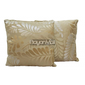R0037-TH169-6 PALM LEAF THROW PILLOW