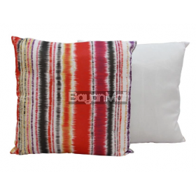 R0040-A217-1 ECG PRINT THROW PILLOW