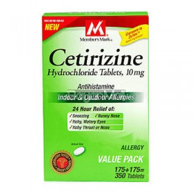 Cetirizine Tablet 10mg