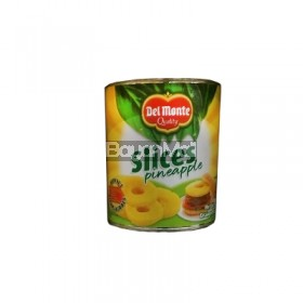 Del Monte Slice Pineapple 822g