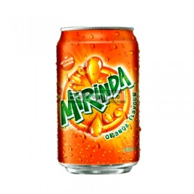 Mirinda Regular Orange 330ml