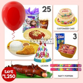 Children's Party Package 1 (25 PAX)