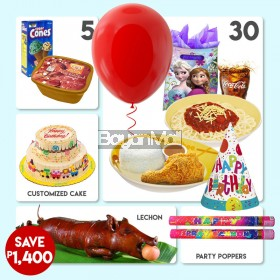 Children's Party Package 2 (30 PAX)