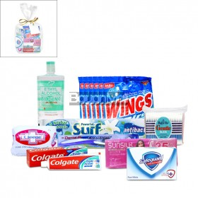 Package for Charity No. 2 ( Toiletries )