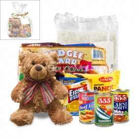 Charity Package For Kids No.1 ( Food, Beverage and Toy )