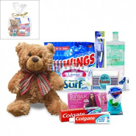 Charity Package For Kids No. 2 ( Toiletries and Toy )