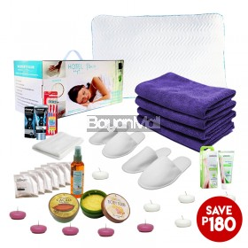 SPA and Bath and Body Package