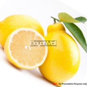 American Lemon (per kilo) - Fresh fruits