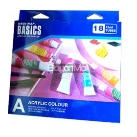 Acrylic Painting Color 12ml