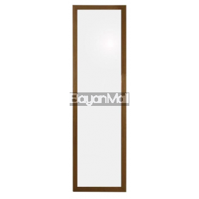 DWM3125 Wall Mirror 30 x 120 cm Oak