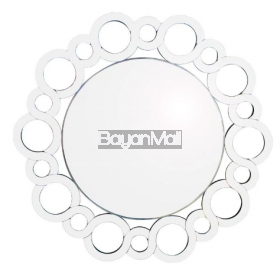 JA-805 GUILLOCHE CIRCLE MIRROR