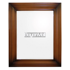 N24B-6 BIG MOULDING MIRROR