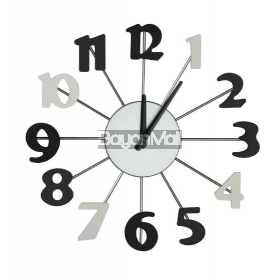 RD3320 NUMBERS WALL CLOCK