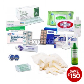 First Aid Medicine Kit 2