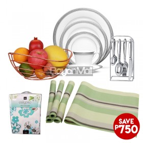 Home Dining Package 1