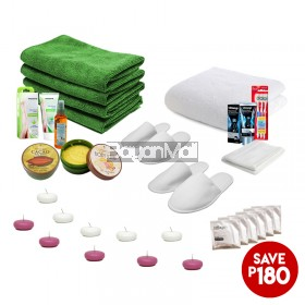 Spa, Bath and Body Package 2