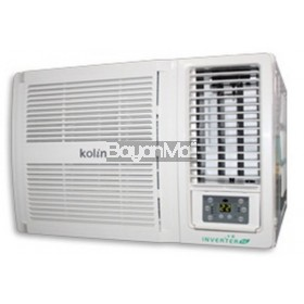 KOLIN WINDOW TYPE INVERTER AIRCON KAG-110RSINV