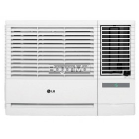LG .75 HP WINDOW TYPE AIRCON LA080RC