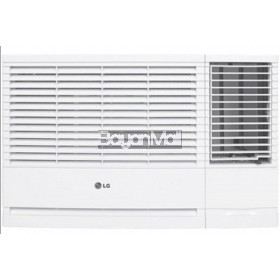 LG .75HP WINDOW TYPE AIRCON LA080TC