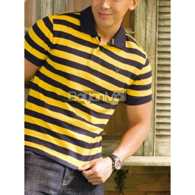 BILLY (yellow/navy stripes-L)